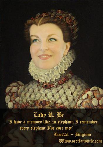 Lady R. Br.
