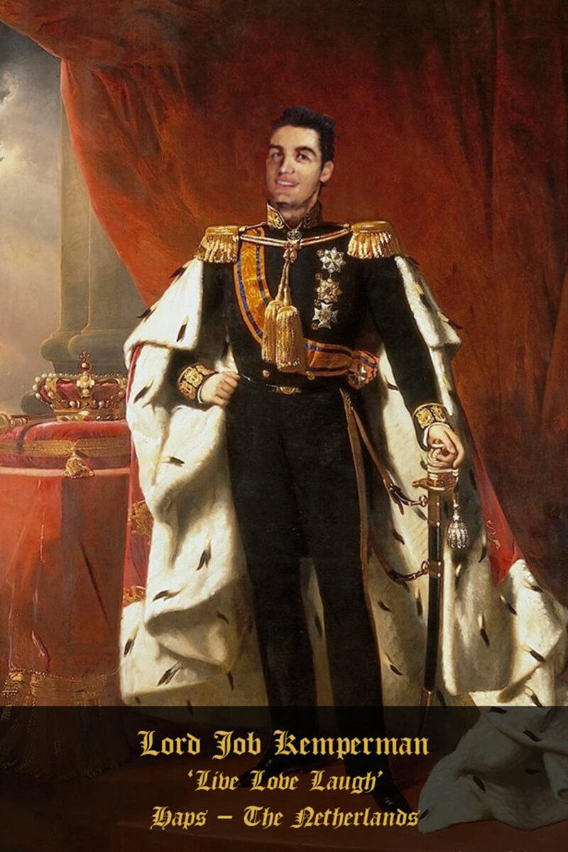 Lord J. Kemperma