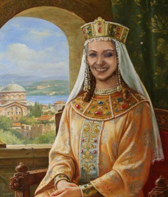 Lady Ellen Die Grosse