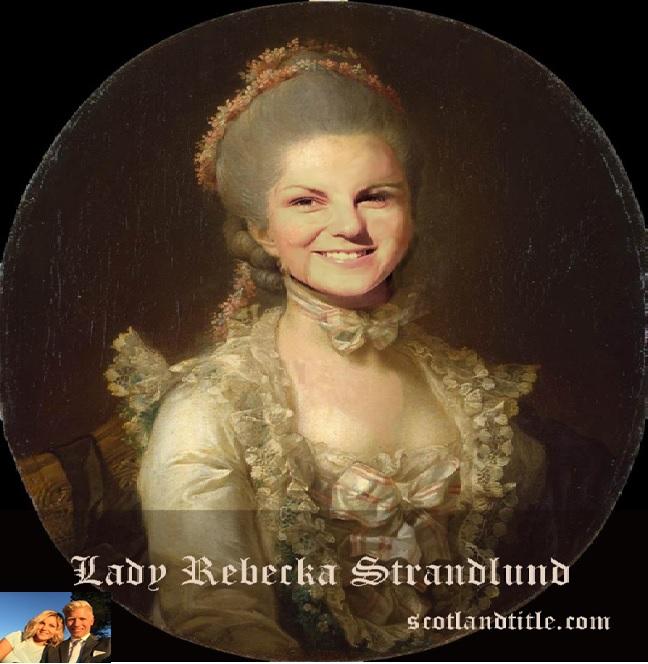 Lady Rebecka Strandlund