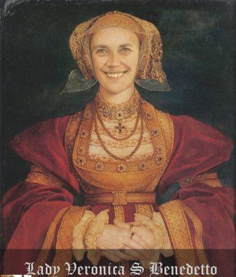 Lady Veronica Benedetto