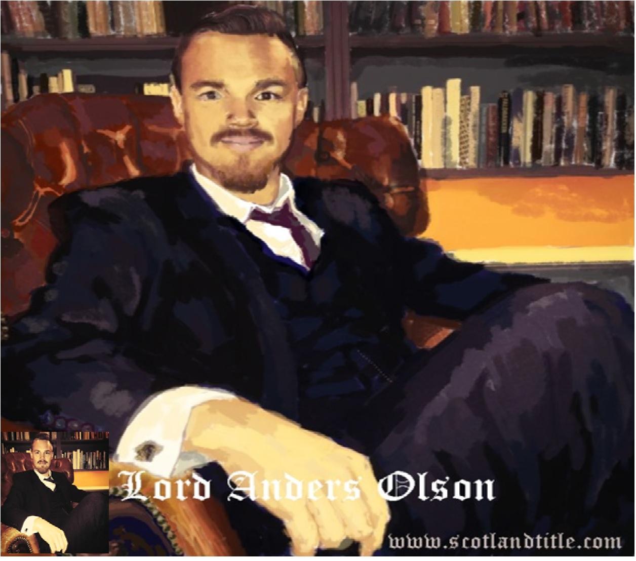 Lord Anders Olsson