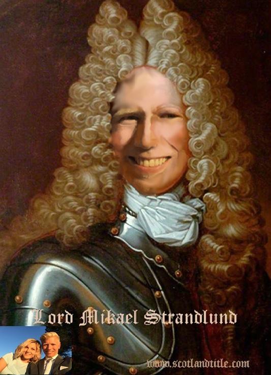 Lord Mikael Strandlund