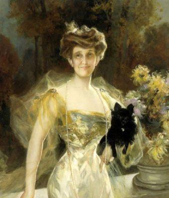 Lady Benedicte Skjerping