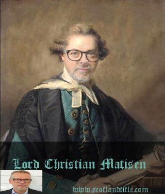Lord Christian Matisen
