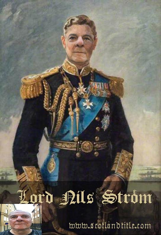 Lord Nils Strom