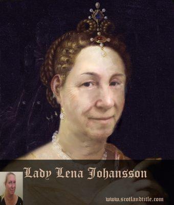 Lady Lena Johansson