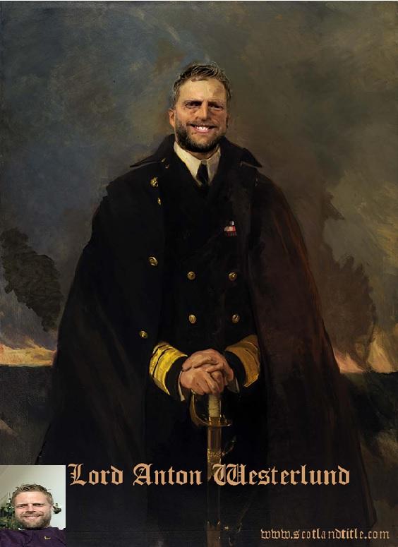 Lord Anton Westerlund
