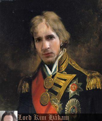 Lord Kim Hakam Simon Lager