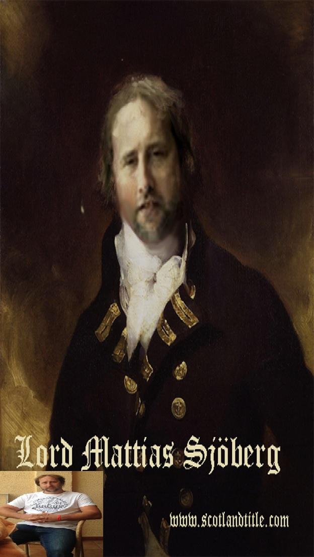 Lord Mattias Sjoberg