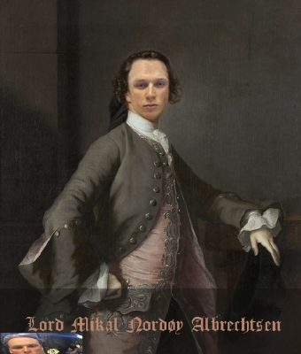 Lord Mikal Nordoy Albrechtsen