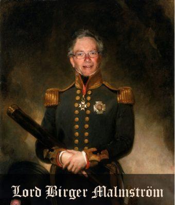 Lord Birger Malmstrom