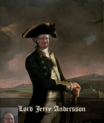 Lord Jerry Andersson