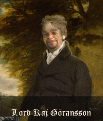 Lord Kaj Goransson