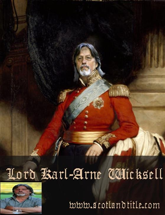 Lord  Karl-Arne Wicksell