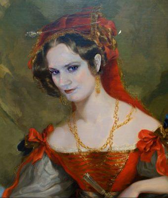 Lady Alexandra Olsson