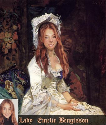 Lady Emilie Bengstton