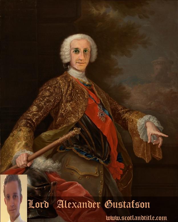 Lord Alexander Gustafson