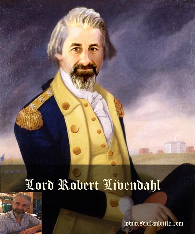 Lord Robert Livendahl