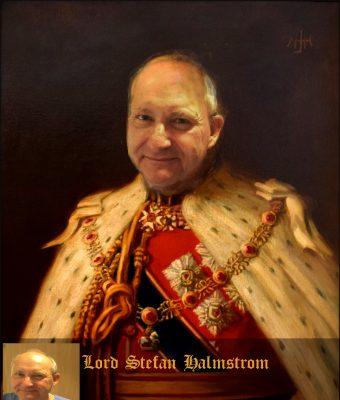 Lord  Stefan Holmstrom